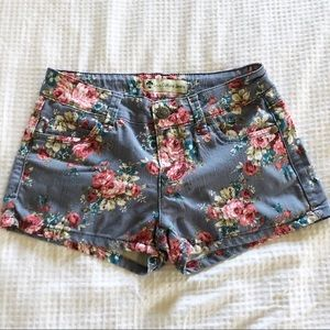 Love Culture Jeans printed jeans shorts